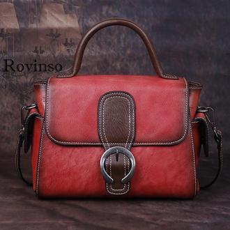 сумочка из натуральной кожи Apriori
