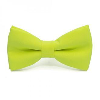 Салатовий матовий краватка метелик, Салатовая матовая галстук бабочка