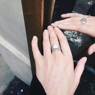 Перстень «Роса»