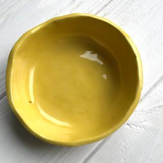 Керамическое блюдо Идиллия