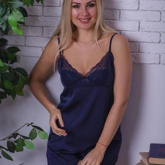 Майка + шорты MiaNaGreen Пс017х Синий