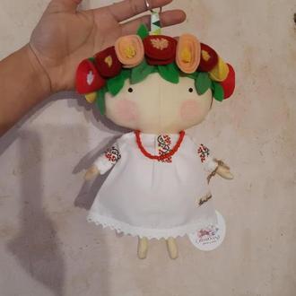 Эко- игрушка тильда Украиночка
