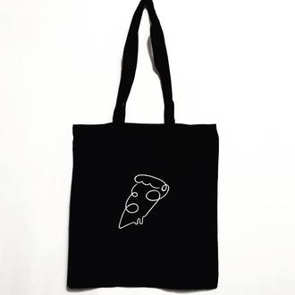Эко сумка шоппер «Пицца»