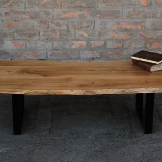 Дубовый ореховый сосновый обеденный чайный кофейный журнальный офисный кухонный заказной столик