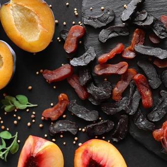 Микс оленина абрикос и конина чернослив