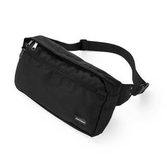 Поясная сумка Стрит Макси (Бананка) Черная Just Cover!