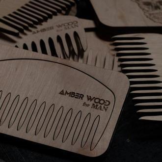 Гребешок для бороды
