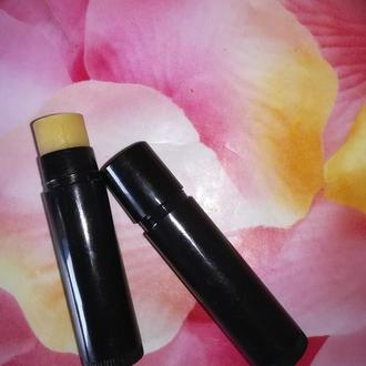 Бальзам для губ Оливковый  органический, гигиеническая помада, защитный, питательный, восстанавляваю