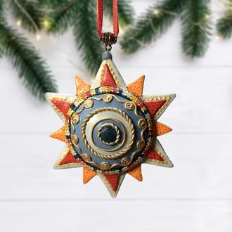 Рождественская Звезда. Новогоднее украшение