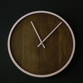 Современные настенные часы. Минималистические часы. Часы настенные деревянные