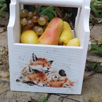Ящик для фруктів