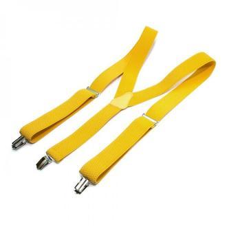 Жовті підтяжки Y подібні, Желтые подтяжки Y образные