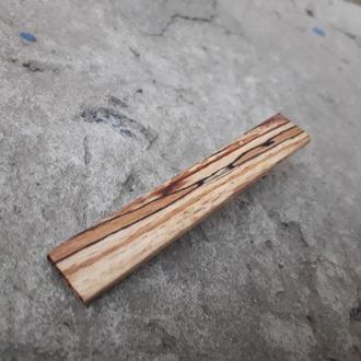 Эко заколки, деревянные заколки, заколки из дерева