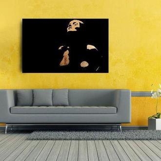 "Абстрактная картина серии ""Gold Nude Art"" Woman"