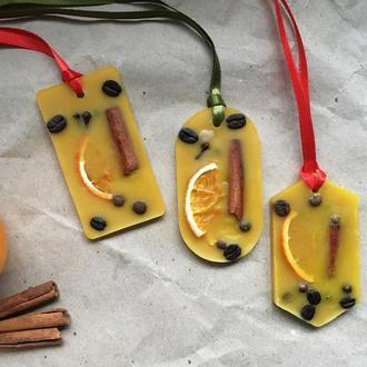 Ароматичне саше Апельсин-Кориця