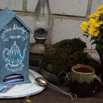 чайный домик лофт