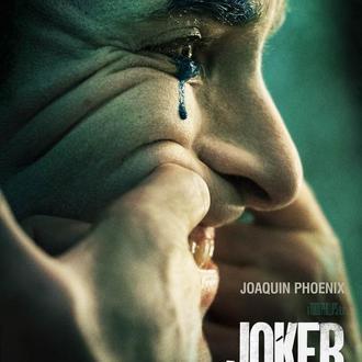 """Постер на ПВХ 3 мм. в раме """"Joker"""" 2019 (Джокер: Хоакин Феникс/Joaquin Phoenix) #3"""