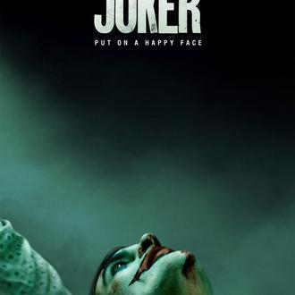 """Постер на ПВХ 3 мм. в раме """"Joker"""" 2019 (Джокер: Хоакин Феникс/Joaquin Phoenix) #6"""