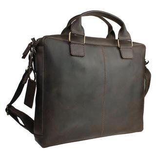 Кожаная сумка для документов А4 Business (3,4) ,4 цвета