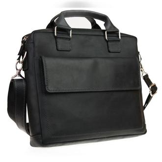 Кожаная сумка для документов А4 Business 1, 4 цвета