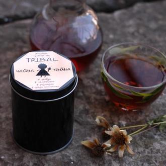травяной чай Чайна Тайна Натуральные чаи Ройбуш Иван-чай Мята Липа Лемонграсс Цедра