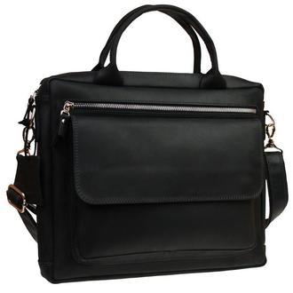 Кожаная сумка для документов А4 Business 9, 5 цветов