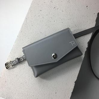 Поясна сумочка/клатч (art 40021)