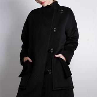 Пальто з альпаки