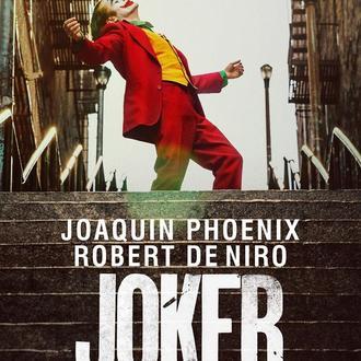 """Постер на ПВХ 3 мм. в раме """"Joker"""" 2019 (Джокер: Хоакин Феникс / Joaquin Phoenix) #10"""