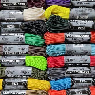 Американский миникорд для плетения и бижутерии.