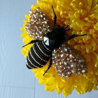 Брошь «Пчела»