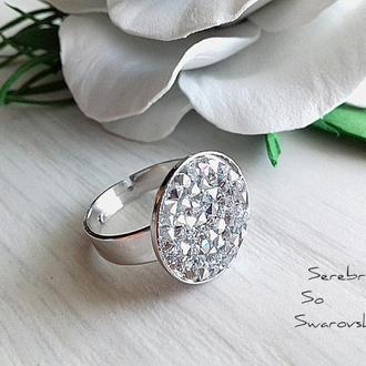 Кольцо Crystal Rocks