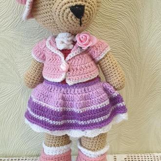 Медведица Машенька.