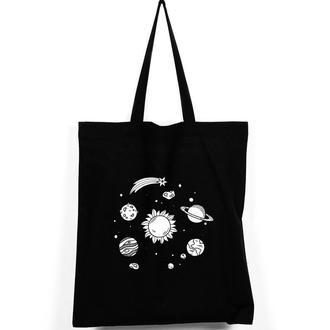 Эко-сумка шоппер «Солнечная система»