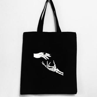 "Эко-сумка шоппер «Hands"""
