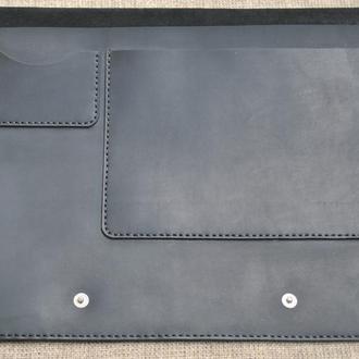 Папка формат А4 для бумаг из натуральной кожи PAP02-0