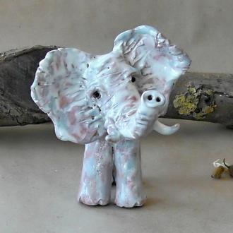 Слон статуетка інтер'єрний слоник для будинку