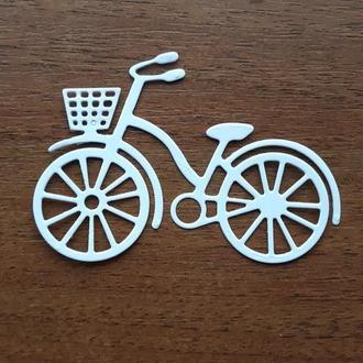 Паперова вирубка Велосипед, Фігурна вирубка