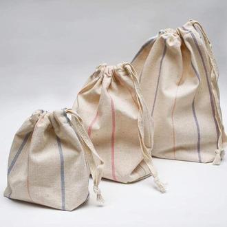 Багаторазові торбинки Еко мішечки