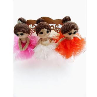 Кукла Балерина. Подарок девочке. Подарок на Рождество