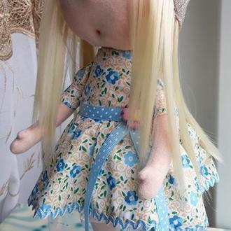 Кукла текстильная игровая или интерьерная