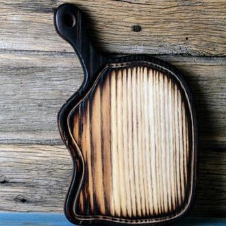 Доска для подачи, кухонная разделочная доска