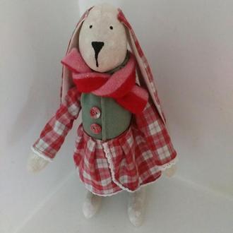 Лялька зайчик
