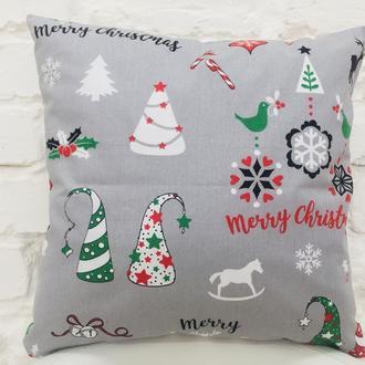 Новогодние подушки-рождественский текстиль-новогодний декор-подарки на рождество-сувениры 2020