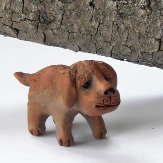 Фигурка собаки Пес сувенир