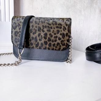 Идеальная осенняя сумка, поясная + кроссбоди