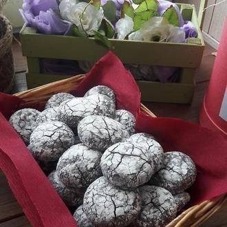Шоколадные пряники с трещинами 100гр.