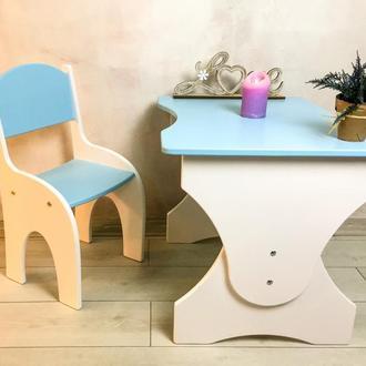 Детский стол , стол стул ,детский столик ,детский стульчик