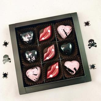 Шоколадные конфеты Halloween