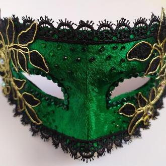 Карнавальная маска «Эсмеральда»